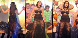 Regina Cassandra Hot Dance Performance at Aankhen 2