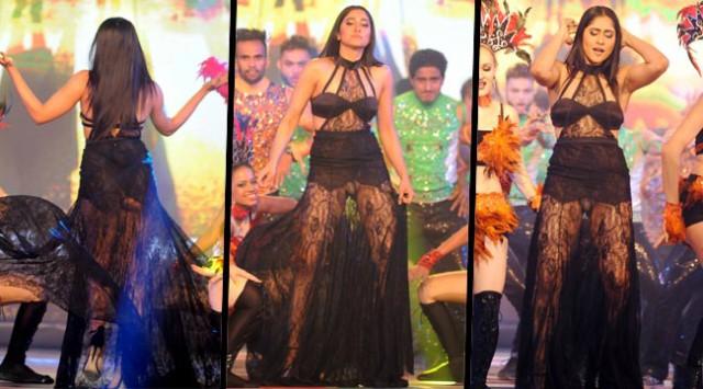 Regina Cassandra Hot Dance Performance at Aankhen 2