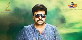 Chiranjeevi's New Poster From Khaidhi No.150 Movie