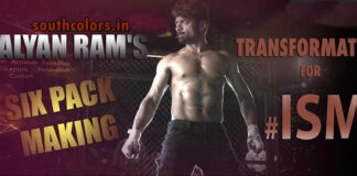 Kalyan Ram Six Pack Body Transformation for ISM