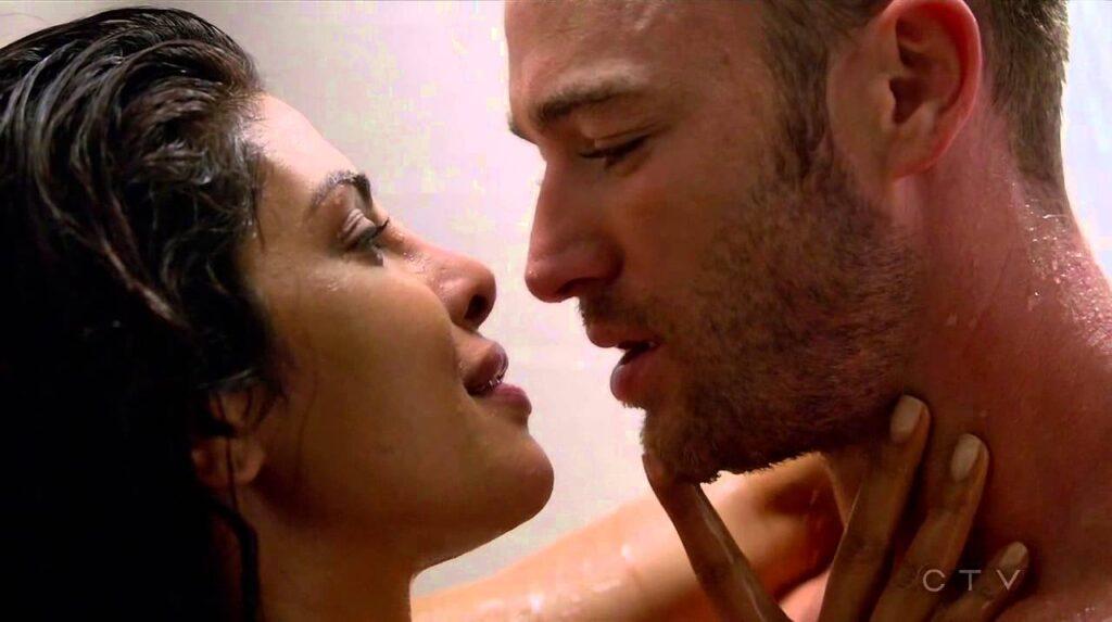 Priyanka Chopra Kissing Hot Scenes Quantico Season 2
