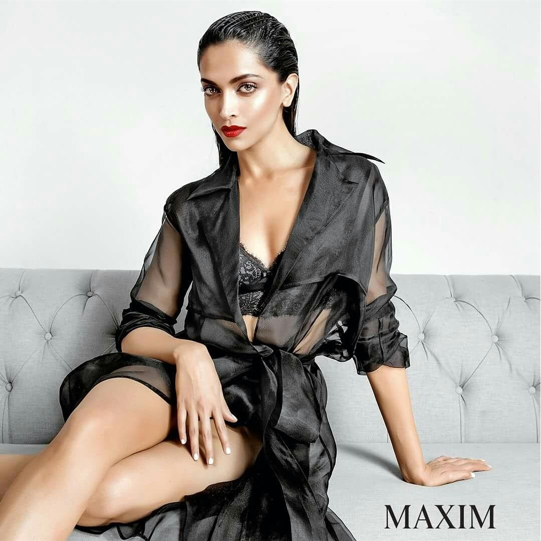 Deepika Padukone Maxim Hot Photoshoot 11