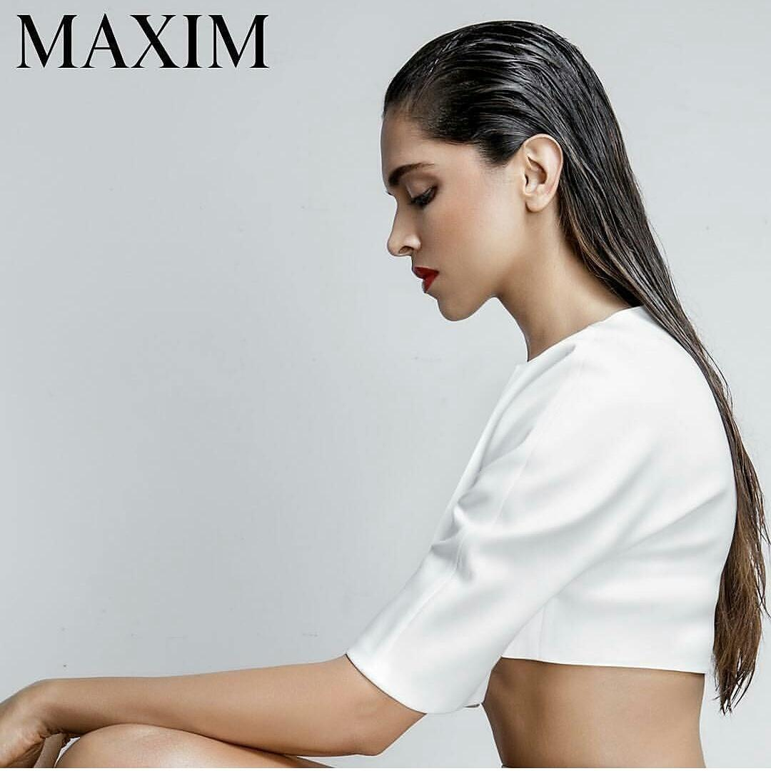Deepika Padukone Maxim Hot Photoshoot 12
