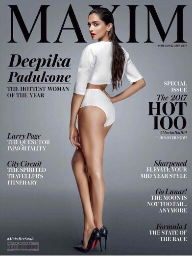 Deepika Padukone Maxim Hot Photoshoot 2