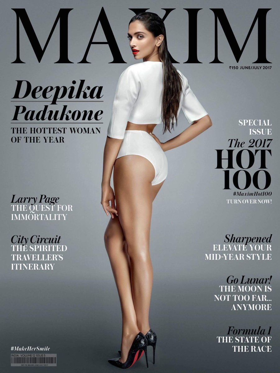 Deepika Padukone Maxim Hot Photoshoot 5
