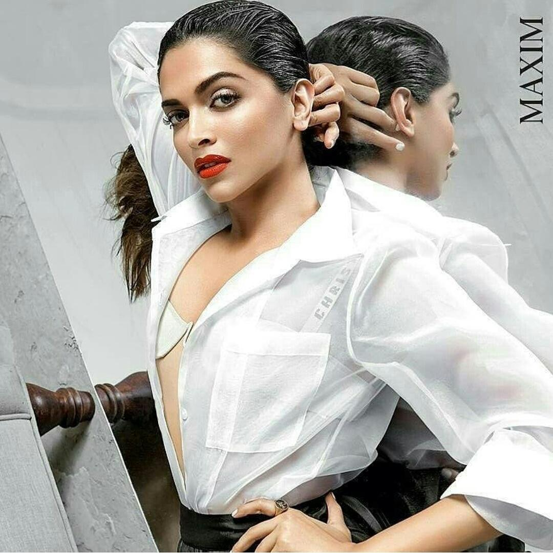 Deepika Padukone Maxim Hot Photoshoot 9