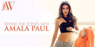Amala Paul Hot Photoshoot in JFW Magazine 2017
