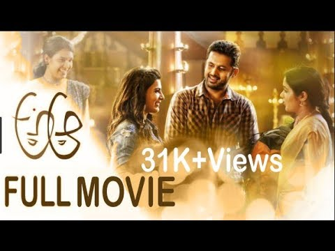 A Aa Telugu Full Movie Watch Online A Aa Full Movie Online