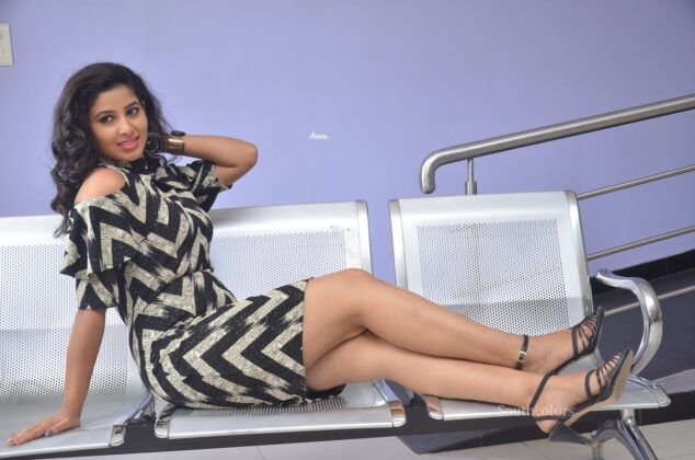 Actress Pavani Reddy Hot Latest Stills 2017