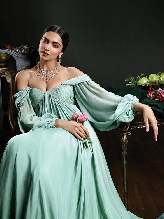 Deepika Padukone Royal Poise Photoshoot 7