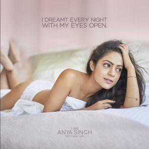 actress anya singh hot bikini photoshoot 2017 6