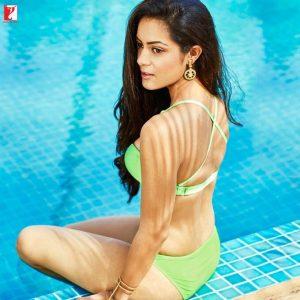 actress anya singh hot bikini photoshoot 2017 7