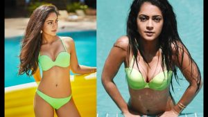 actress anya singh hot bikini photoshoot 2017 9