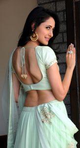 actress pragya jaiswal hot backless photos southcolors 3
