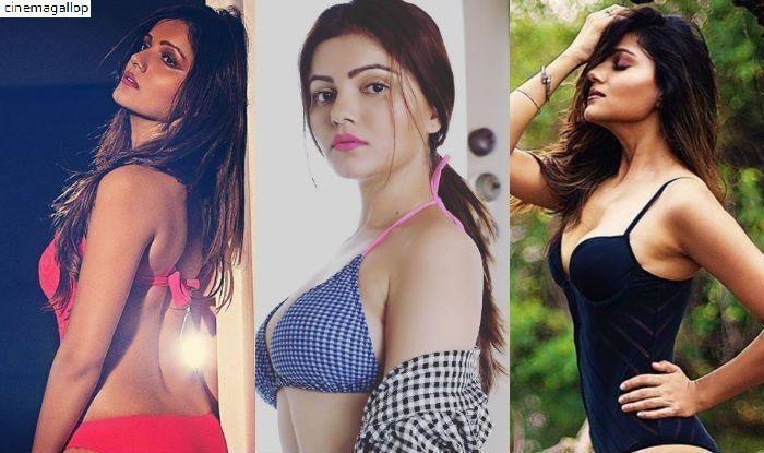 Rubina Dilaik Hot Photos 2017