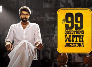 99 Questions with Rana Daggubati
