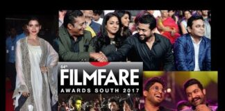 64th Jio Filmfare Awards Telugu 2017 Full Show