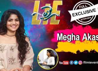 Megha Akash Exclusive Full Interview About LIE