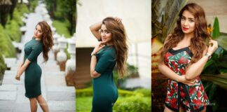 Muskan Sethi latest photo shoot stills