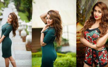 Muskan Sethi latest photo shoot stills