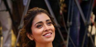 Shriya Saran Hot Photos at Paisa Vasool Movie Audio Success Meet