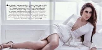 Kareena Kapoor Filmfare Magazine Photoshoot