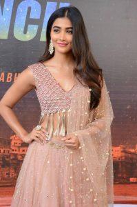 actress pooja hegde stills at sakshyam movie first look motion poster launch 19