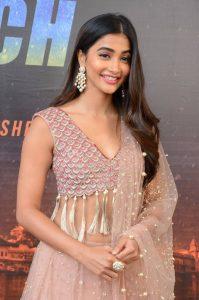 actress pooja hegde stills at sakshyam movie first look motion poster launch 2