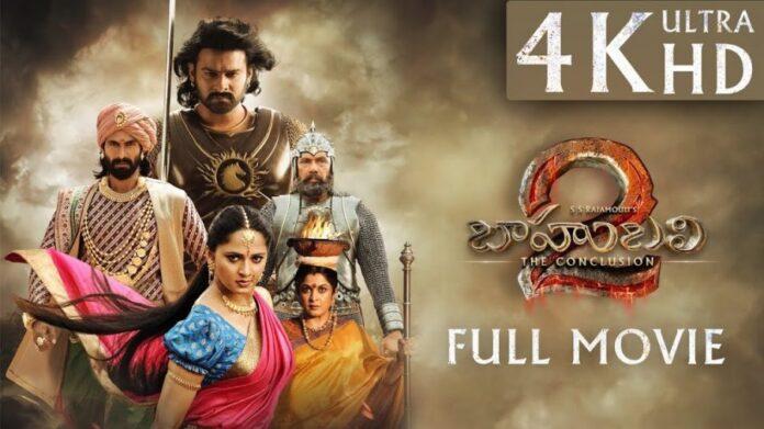 baahubali 2 conclusion telugu full movie