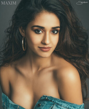 Disha Patani Hot Poses for Maxim Photoshoot November 2017