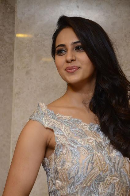 Rakul Preet Singh Photos At Khakee Telugu Movie Audio Launch