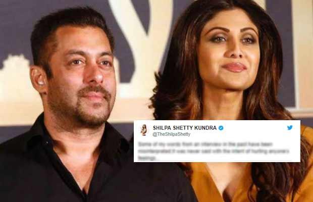 Shilpa Shetty Apologises for Hurting Caste Sentiments