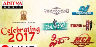 Sri Venkateshwara Creations Most Successful Year (2017) Celebrations