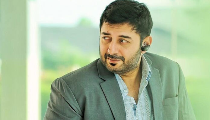 Arvind Swami all Set for Directorial Debut