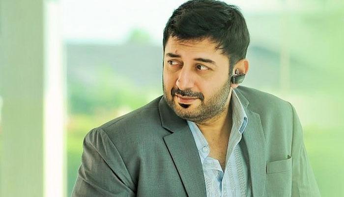 Arvind Swami all Set for Directorial Debut