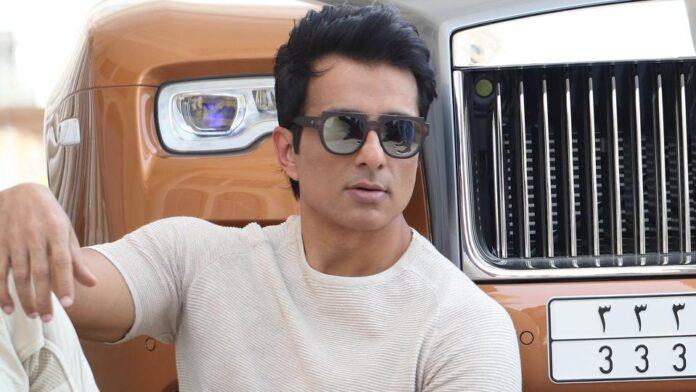 Actor Sonu Sood Receives Punjab Ratan Award