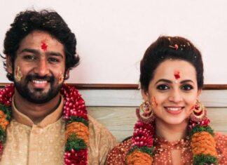 Actress Bhavana and Naveen Wedding Date Fixed