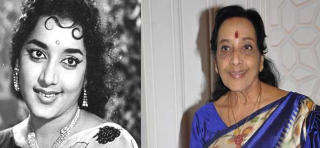 Actress Jamuna Says I'm The First Heroine Of Hyderabad