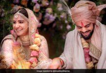 Anushka Sharma and Virat Kohli Married See Wedding Pics