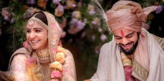 Anushka Sharma and Virat Kohli Married See Wedding Pics