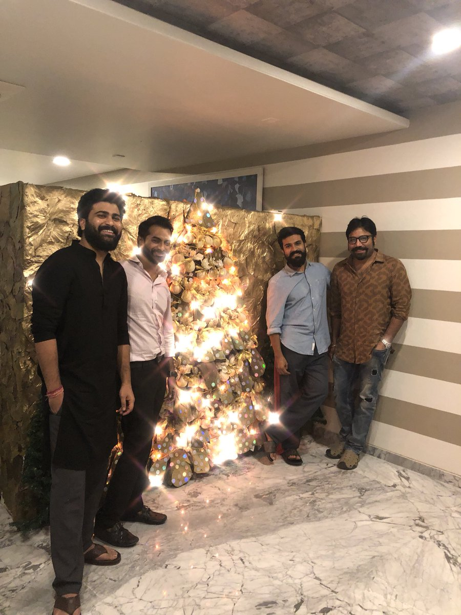 Arjun Reddy Movie Director Sandeep Vanga Next Movie with Ram Charan