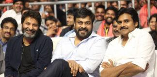 Chiranjeevi Chief Guest For Agnathavasi Movie Pre-Release Event