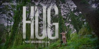 Puri Jagannadh HUG Short Film First Look Poster