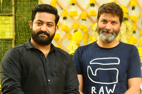 Jr NTR Body Transformation for Trivikram Movie