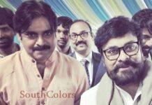 Latest Selfie of Chiranjeevi and Pawan Kalyan