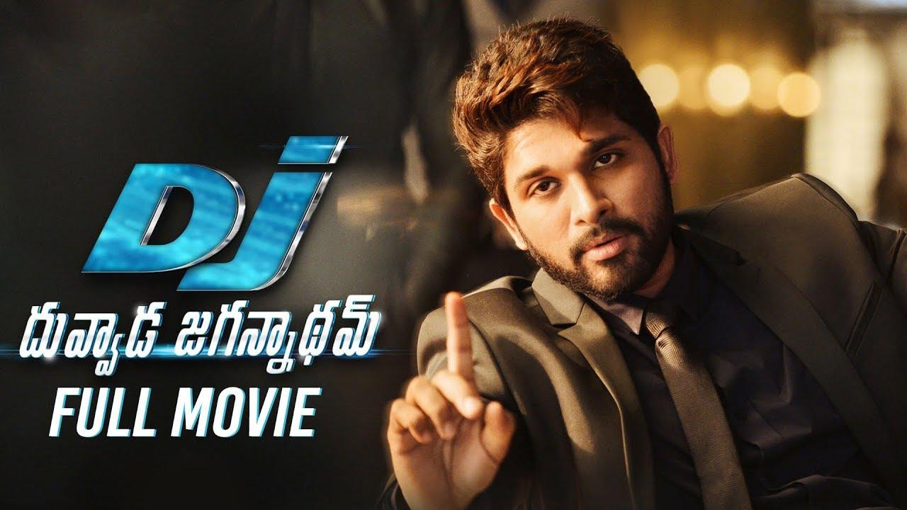 DJ Duvvada Jagannadham Telugu Full Movie 2017DJ Duvvada Jagannadham Telugu Full Movie 2017