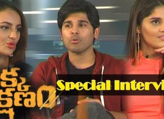 Okka Kshanam Movie Team Special Interview