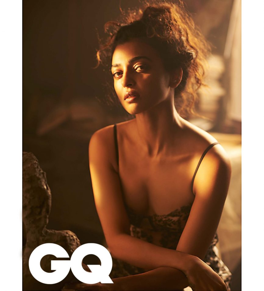 radhika apte hottest photoshoot for gq magazine cover 1