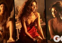 Radhika Apte Hottest Photoshoot For GQ Magazine Cover