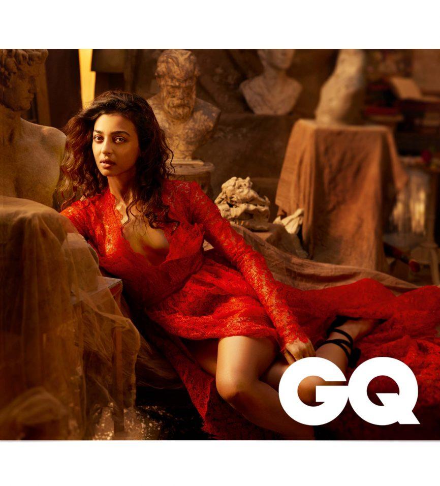 radhika apte hottest photoshoot for gq magazine cover 4